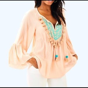 Lilly Pulitzer Shandy Top XL